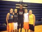 Cross Training Basketball Camp